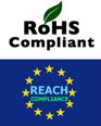 RoHS certified labels